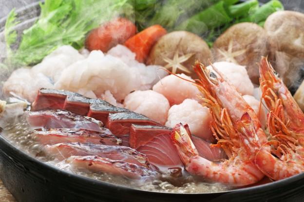 海鮮寄せ鍋セット(イメージ)H25歳暮 - コピー